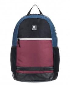 Бордовый мужской средний рюкзак action 21 l