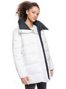 Белый двусторонняя куртка like magic