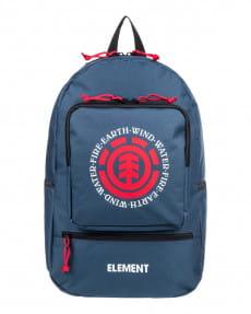 Бордовый мужской средний рюкзак access 24 l