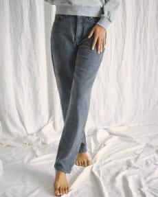 Женские джинсы свободного кроя Camille Rowe Pops