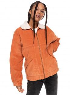 Бежевый вельветовая куртка ready to go