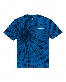 Синий мужская футболка blazin chest