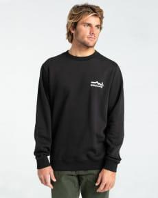 Бежевый мужской свитшот denver