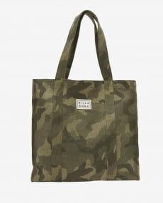 Зеленый женская пляжная сумка handle it