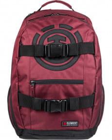 Бордовый мужской большой рюкзак mohave 30l