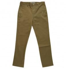 Оранжевый брюки-чинос worker