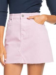 Серый джинсовая юбка kissing romance colour