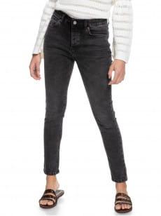 Бежевые джинсы cool memory black skinny fit