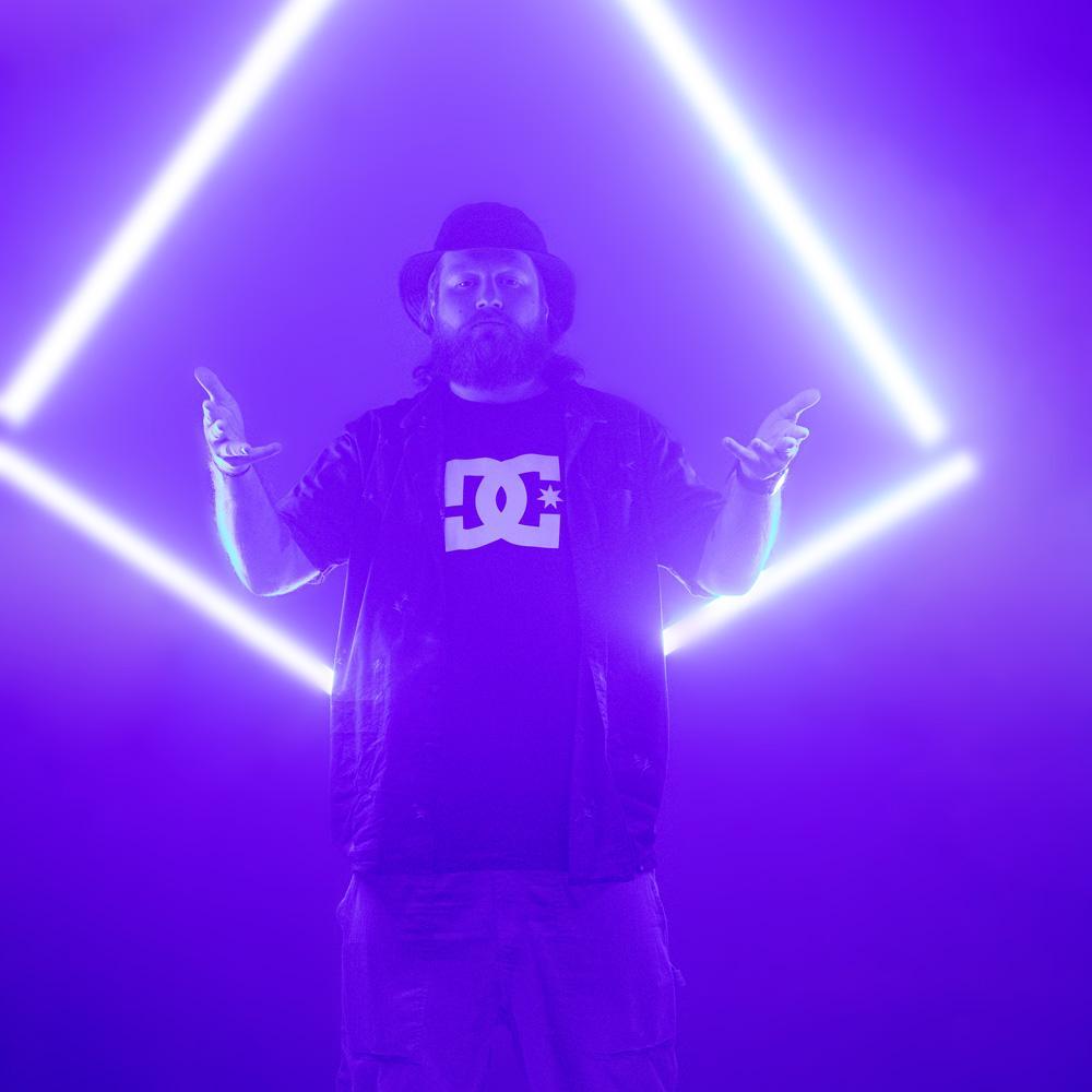 DJ Tactics о музыке и скейтбординге