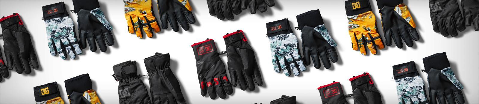 Мужские сноубордические перчатки