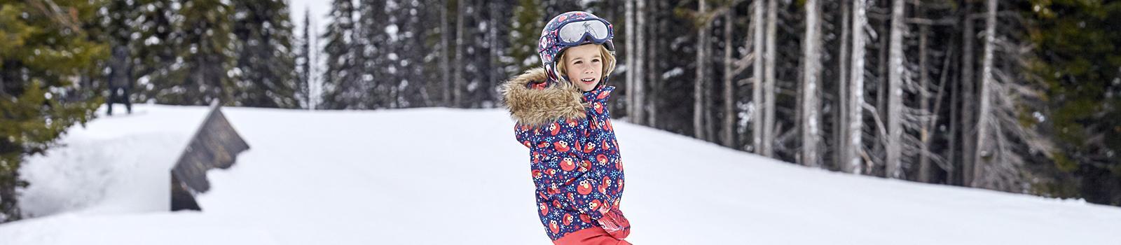 Сноубординг детям