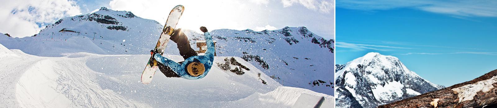 Мужское сноубордическое термобелье