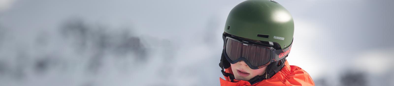 Детские сноубордические шлемы