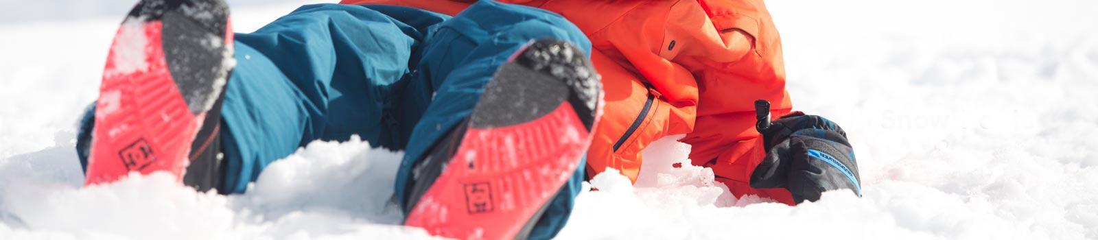 Детские сноубордические ботинки,
