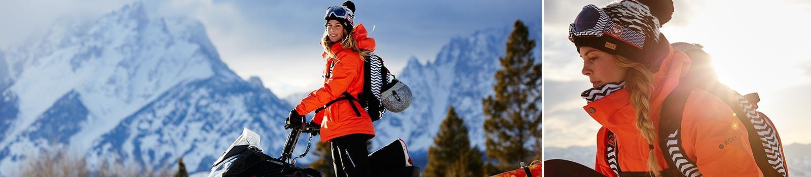 Женские сноубордические Чехлы для сноубордов и Багаж