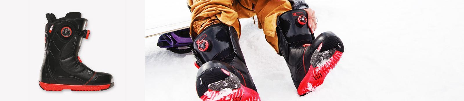 Купить Женские Ботинки для сноубординга
