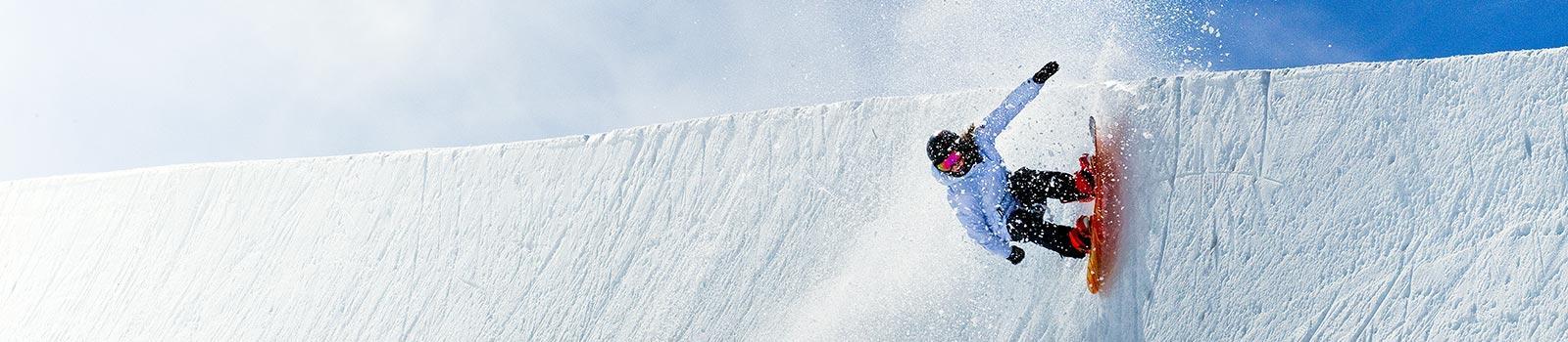 Сноубординг женщинам
