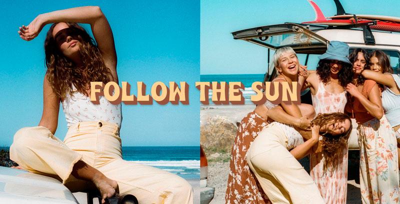Billabong Follow the Sun